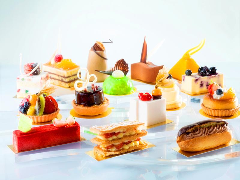 精緻餅店甜點 於澳門金沙開業