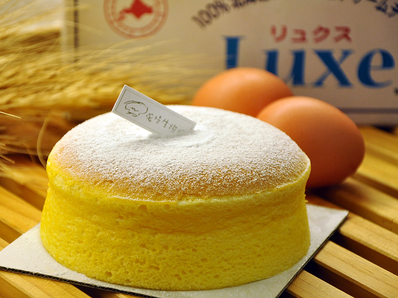 2014台南中秋嚴選伴手禮 超人氣北海道乳酪蛋糕