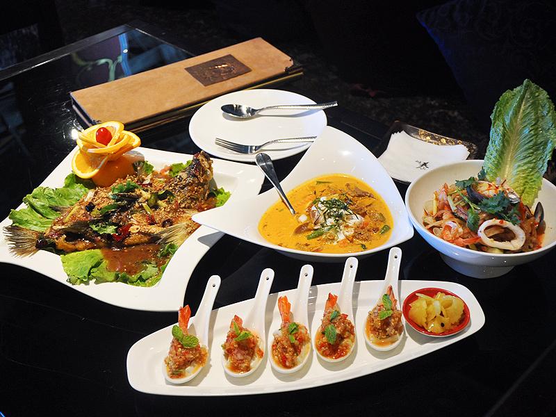 台南聚餐百貨美食餐廳推薦 夏日開胃泰式料理