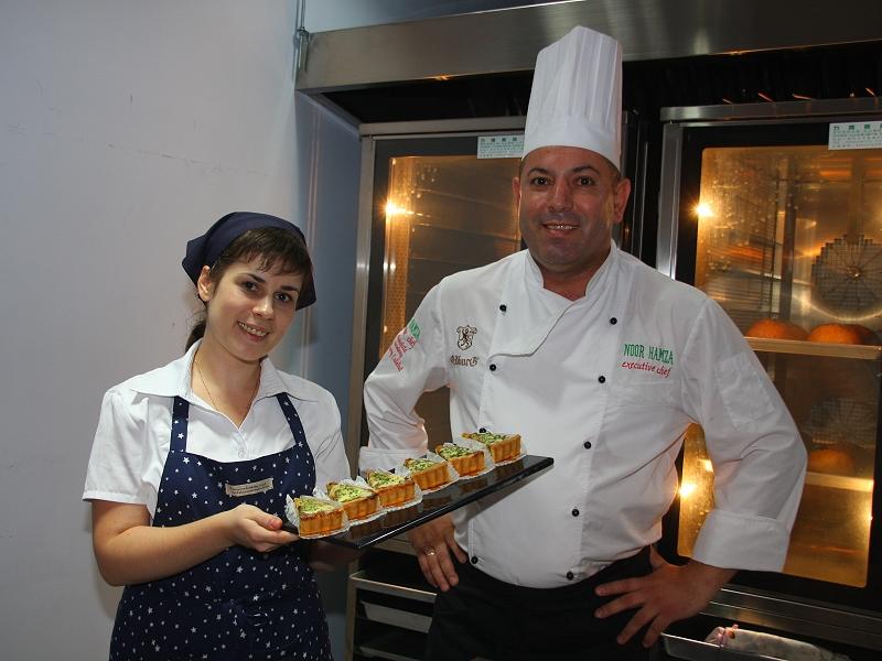 品嘗純歐式麵包及甜點在新竹辦得到