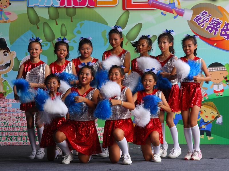 2014國際親子日在巨城廣場熱烈展開