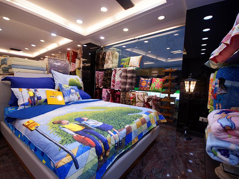 高雄寢具行經銷幾米寢具 讓睡眠更童趣