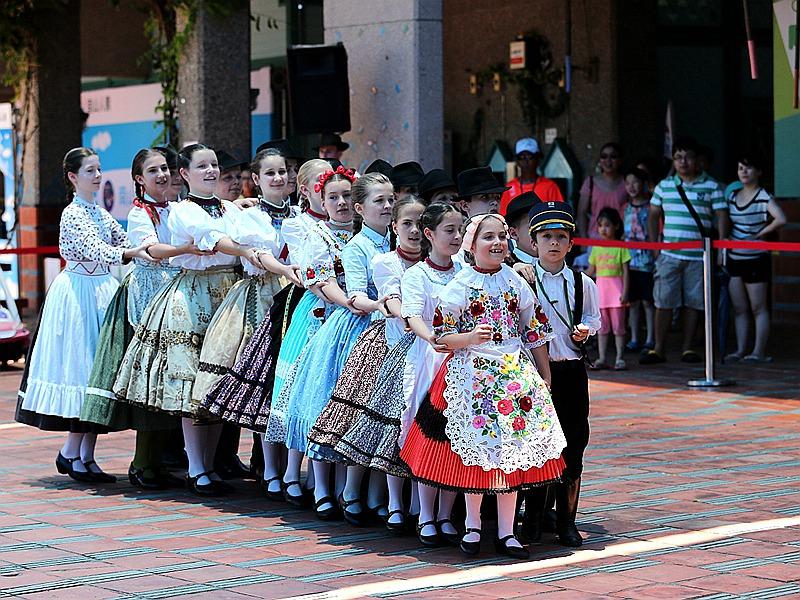 2015宜蘭國際童玩藝術節-「國家日活動-匈牙利」